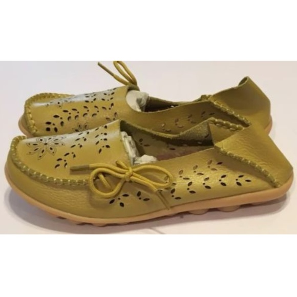 ad0774b2292 Socofy Leather Driving Loafers Shoes. M 5b946441c61777fad2087a1a